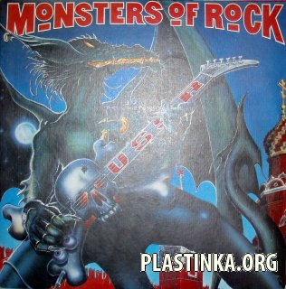 Monster of Rock СССР (1992)