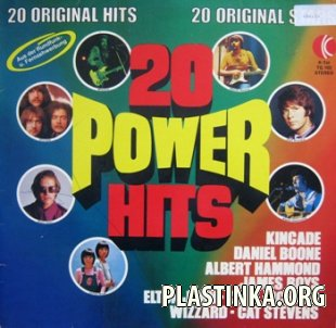 VARIOUS - 20 POWER HITS (1973)