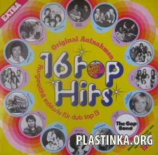 VARIOUS - 16 TOP HITS 1980 (Extra)
