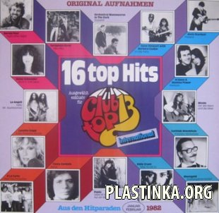 VARIOUS - 16 TOP HITS 1982 (Januar/Februar)