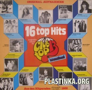 VARIOUS - 16 TOP HITS 1982 (September/Oktober)