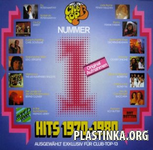 VARIOUS - Nummer 1 Hits 1970-1980