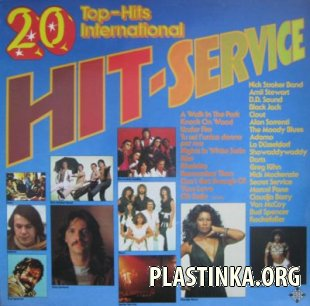 Hit-Service - 20 Top-Hits International (1980)
