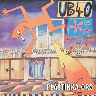 UB40 - Rat In The Kitchen (1987)