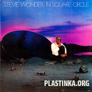 Stevie Wonder - In Square Circle (1985)