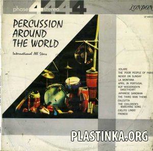 Percussion Around The World (1961)