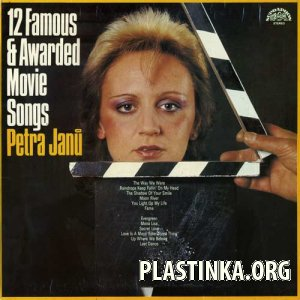 Petra Janů - 12 Famous & Awarded Movie Songs (1984)