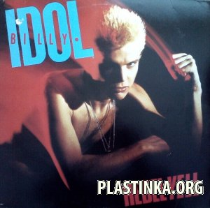 Billy Idol-Rebel Yell (1983)