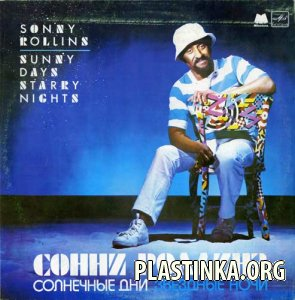 Sonny Rollins - Sunny Days Stary Nights (1987)