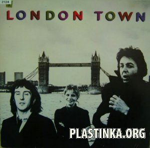 Wings - London Town (1978)
