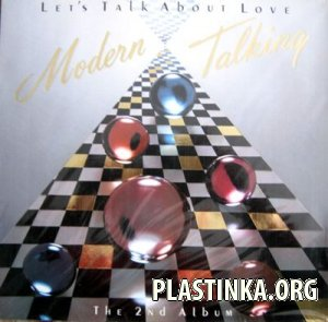 Modern Talking - Let's Talk About Love (1985)