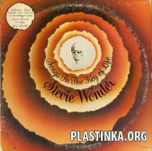 Stevie Wonder - Songs In The Key Of Life (2LP) (1976)
