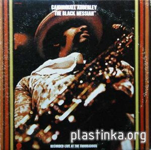 Cannonball Adderley - The Black Messiah (1971) [2 LP]