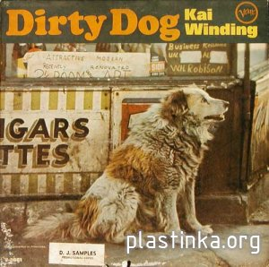 Kai Winding - Dirty Dog (1966) [original mono Verve LP]