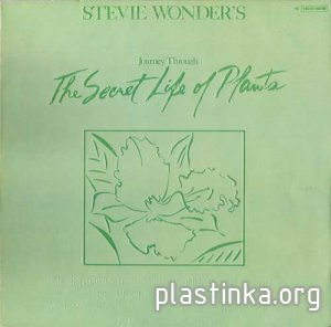 Stevie Wonder – Journey Through The Secret Life Of Plants (1979) [2LP]