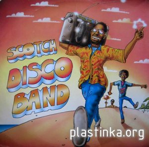 Scotch - Disco Band (Maxi-Single) (1984)