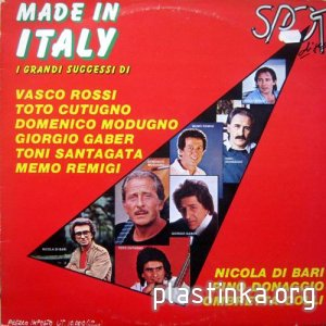 Various - Made In Italy (1984)
