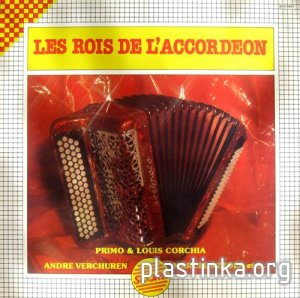 Various - Les Rois De L'accordeon (1981)