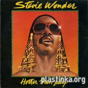 Stevie Wonder ‎- Hotter Than July (1980)