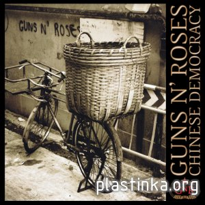 Guns N' Roses - Chinese Democracy (2008) [First US Pressing]