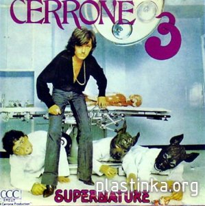 Cerrone 3 - Supernature 1977, CD-WAV+mp3