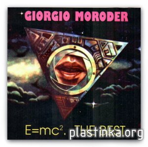 Georgio Moroder-E=mc2. The Best (1979)CD(ADD) wav+flac+mp3