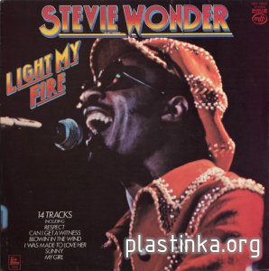 Stevie Wonder - Light My Fire (1979)