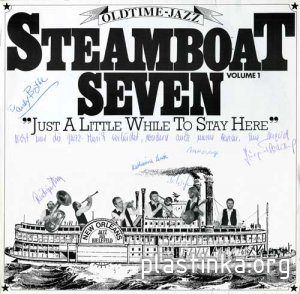 Steamboat Seven - Just A Little While To Stay Here (1986)