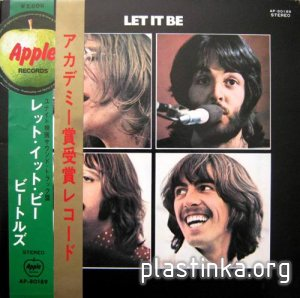 The Beatles - Let It Be (1974)