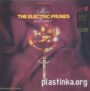 The Electric Prunes ‎- Mass In F Minor (1968) [180g Stereo Repress 2003]