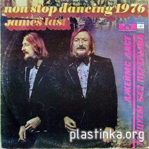 James Last-Non stop dancing (1976) Vinyl-rip