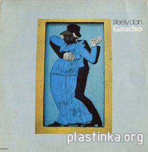 Steely Dan ‎– Gaucho (1980) [Original Japan press]