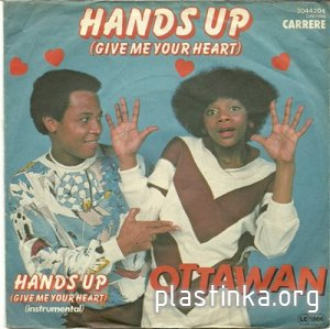 Ottawan - Hands Up (1981) [EP Single]