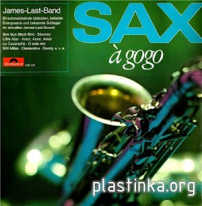 James Last Band - SAX a Gogo (1967)