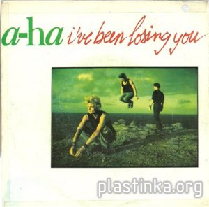 A-Ha - I've Been Losing You (1986) [EP Single]