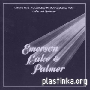 Emerson, Lake & Palmer ‎- Welcome Back My Friends... (1974) [3LP, UK]