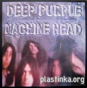 Deep Purple ‎- Machine Head (1972)