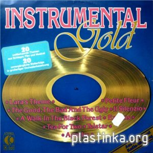 Various - Instrumental Gold (1978)