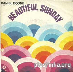 Daniel Boone - Beautiful Sunday (EP Single) 1972