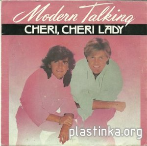 Modern Talking - Cheri, Cheri Lady (EP Single) 1985