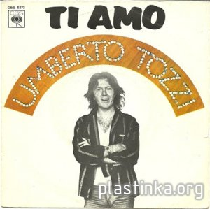 Umberto Tozzi - Ti Amo (EP Single) 1977