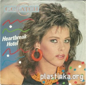 C. C. Catch - Heatbreak Hotel (1986) (EP Single)