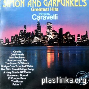 Caravelli ‎– Simon And Garfunkel Greatest Hits 1971