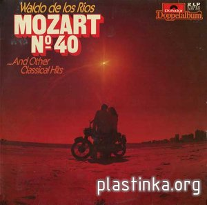 Waldo De Los Rios - Mozart №40 And Other Classical Hits (1972) [2LP]