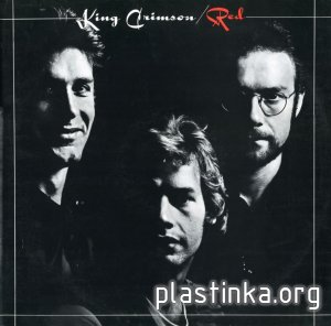King Crimson - Red (1974) [Original Spain Pressing]