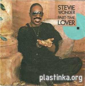 Stevie Wonder - Part-Time Lover (EP Single) 1985