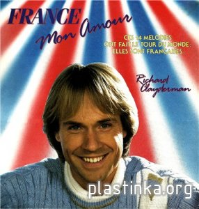 Richard Clayderman - France mon amour (1987)