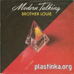 Modern Talking - Brother Louie (1986) (EP Single)