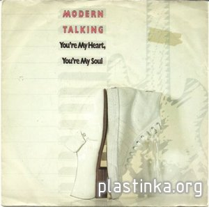 Modern Talking - You're My Heart, You're My Soul (1984) (EP Single)