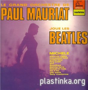 Paul Mauriat - Joue Les Beatles (1972)